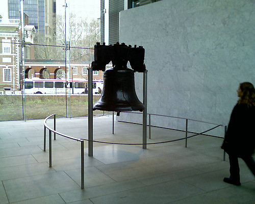 Liberty Bell Photo by Andreas Welch