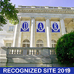 DAR Recognized site 2019