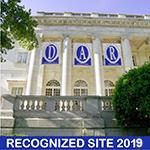 DAR Recognized site 2019